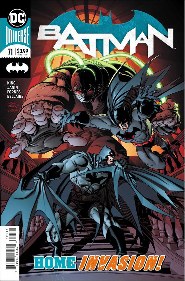 Batman (2016) 71-A by DC