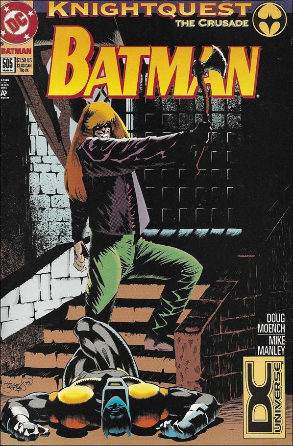 Batman (1940) 505-B by DC