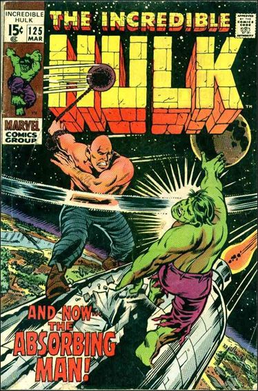 Incredible Hulk (1968) 125-A by Marvel