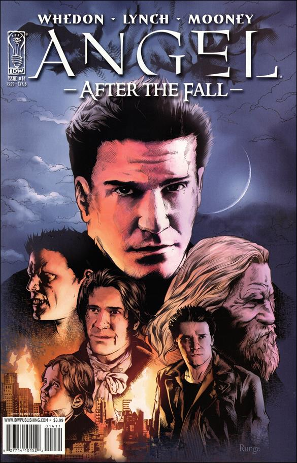 Angel: After the Fall 14-B by IDW