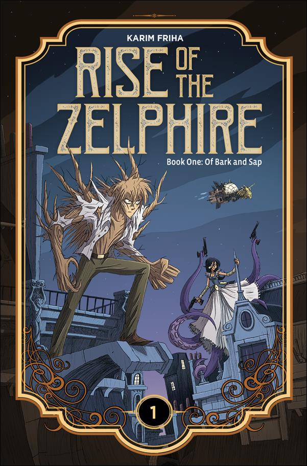 Rise of the Zelphire 1-A by Lion Forge Comics