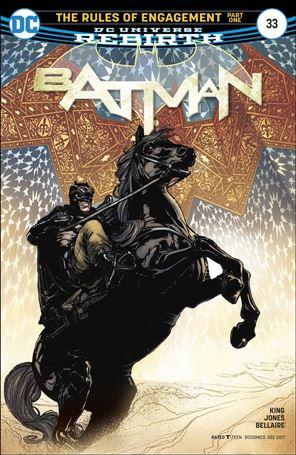 Batman (2016) 33-A