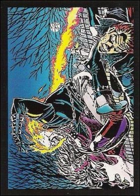 Ghost Rider II (Base Set)  41-A by Comic Images