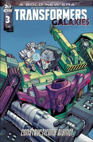 Transformers: Galaxies 3-B
