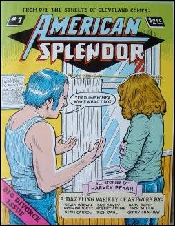 American Splendor (1976) 7-A by Harvey Pekar