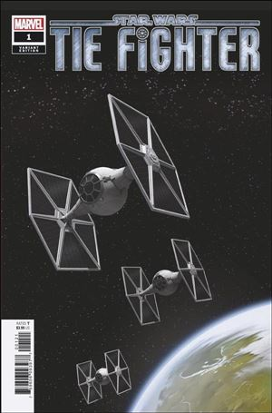 Star Wars: Tie Fighter 1-C