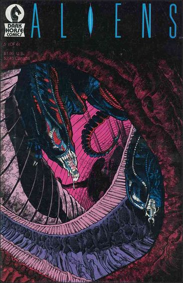 Aliens (1988) 5-A by Dark Horse