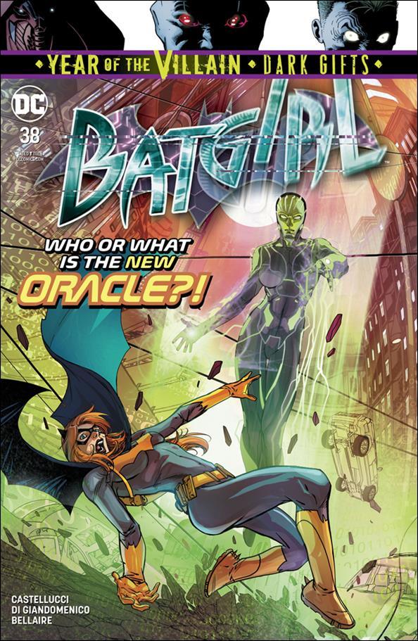 Batgirl (2016) 38-A by DC