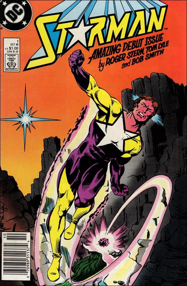 Starman (1988) 1-A by DC