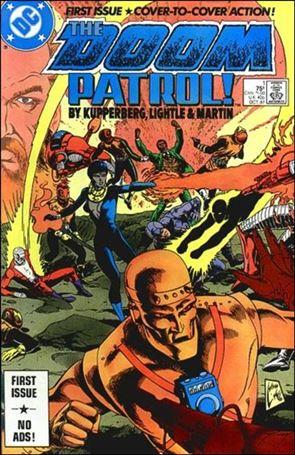 Doom Patrol (1987) 1-A