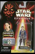"Star Wars: Episode I 3 3/4"" Basic Action Figures Padme Naberrie (No Logos)"