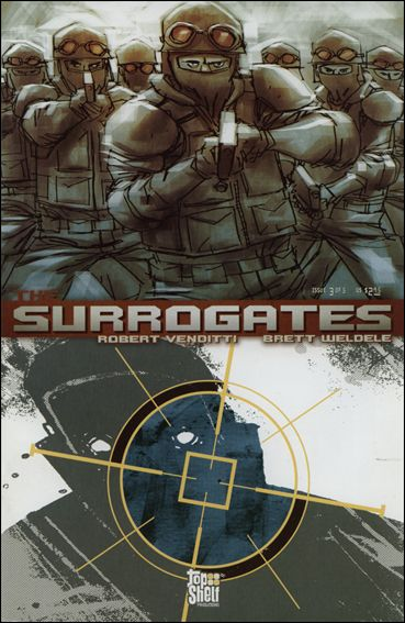 Surrogates 3-A by Top Shelf