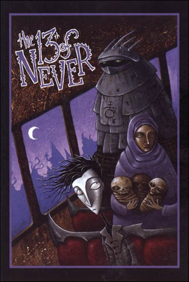 13th of Never 1-A by Slave Labor Graphics (SLG) Publishing