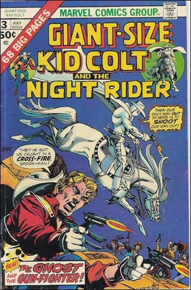 Giant-Size Kid Colt 3-A by Marvel