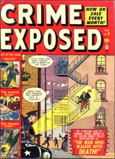 Crime Exposed (1950) 9-A by Marvel