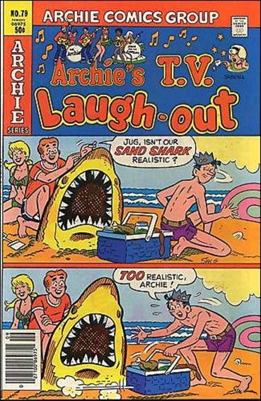 Archie's TV Laugh-Out 79-A by Archie
