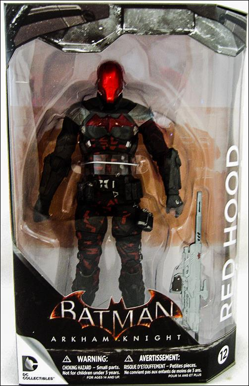 Batman: Arkham Knight  Red Hood by DC Collectibles