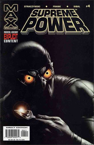Supreme Power (2003) 4-A by Max
