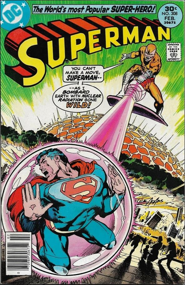 Superman (1939) 308-A by DC