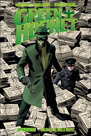 Green Hornet (2013) 1-A by Dynamite Entertainment