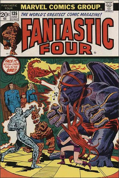 Fantastic Four (1961) 135-A by Marvel