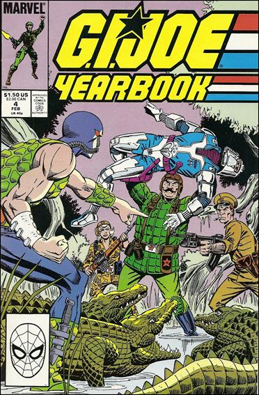 G.I. Joe Yearbook 4-A by Marvel
