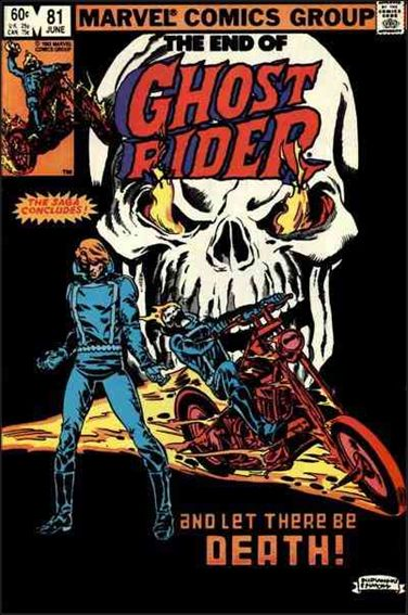 Ghost Rider (1973) 81-A by Marvel