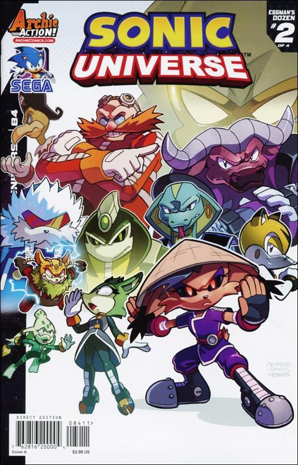 Sonic Universe 84-A