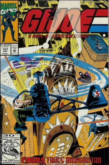 G.I. Joe: A Real American Hero 127-A by IDW