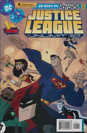 Justice League Unlimited 1-A