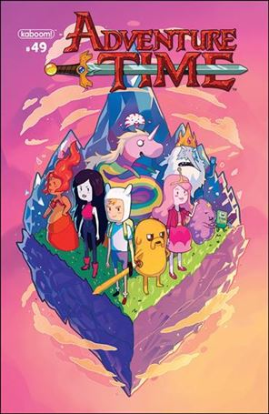 Adventure Time 49-A
