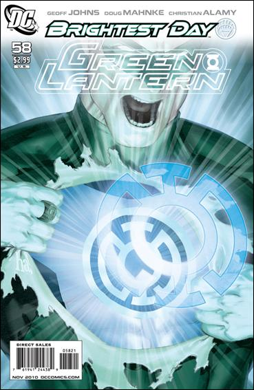 Green Lantern (2005) 58-B by DC