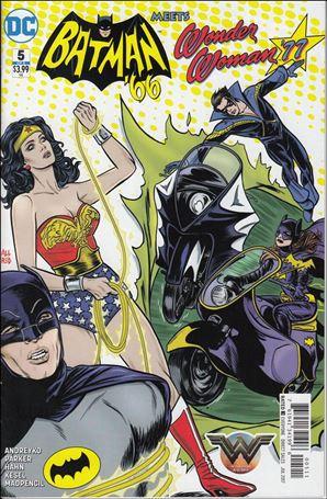 Batman '66 Meets Wonder Woman '77 5-A
