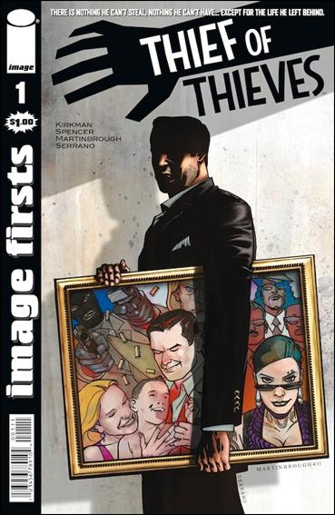 Thief of Thieves 1-H by Skybound Entertainment
