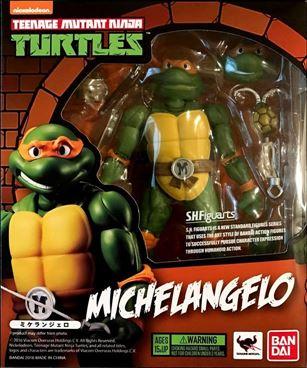 Teenage Mutant Ninja Turtles (S.H.Figuarts) Michelango