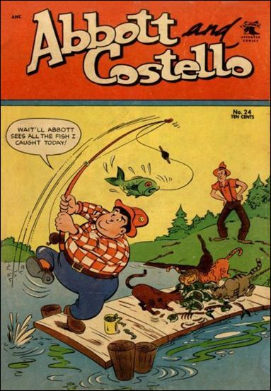 Abbott and Costello (1948) 24-A by St. John