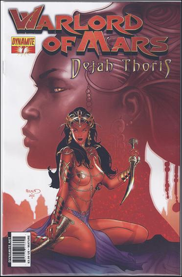 Warlord of Mars: Dejah Thoris 7-B by Dynamite Entertainment
