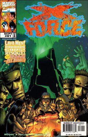 X-Force (1991) 81-A