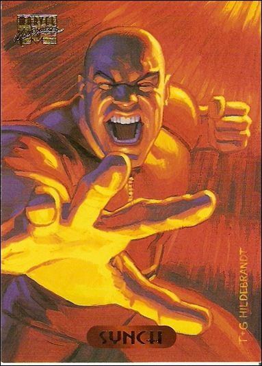 1994 Marvel Masterpieces (Base Set) 120-A by Fleer