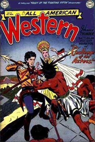 All-American Western 118-A