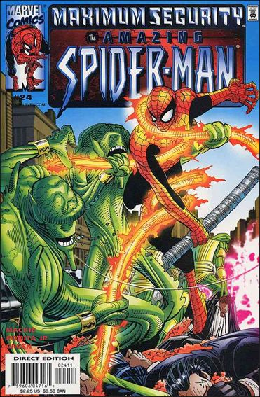 Amazing Spider-Man (1999) 24-A by Marvel
