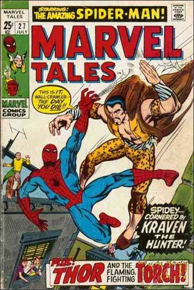 Marvel Tales (1966) 27-A by Marvel