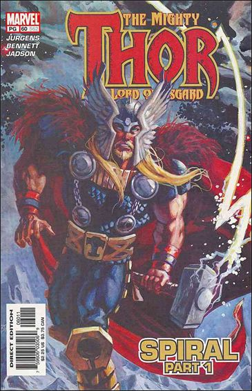 Thor (1998) 60-A by Marvel