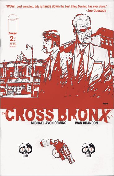 Cross Bronx 2-B by Image