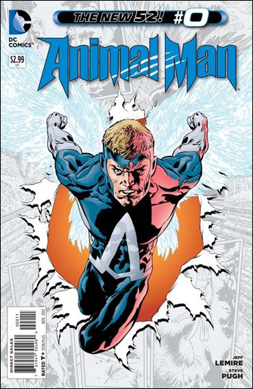 Animal Man (2011) 0-A by DC