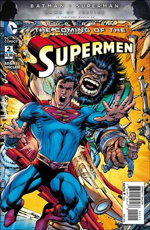 Superman: The Coming of the Supermen 2-A