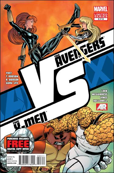 AvX: Vs 3-A by Marvel