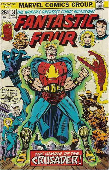 Fantastic Four (1961) 164-A by Marvel