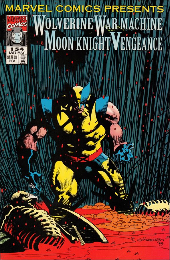 Marvel Comics Presents (1988) 154-A by Marvel