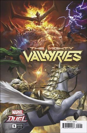 Mighty Valkyries 5-C